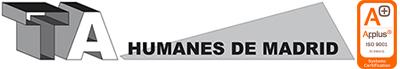 Tratados de Anodizados Humanes de Madrid Logo
